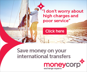 Money Transfer with moneycorp